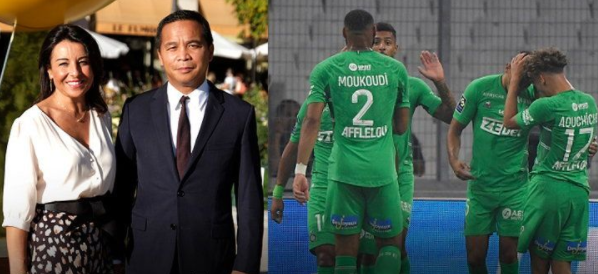 Cambodian prince offers 100 million euros to buy Saint-Etienne